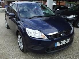 Ford Focus 1.6TDCi ( 110ps ) DPF 2011MY Style
