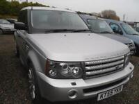 2006 LAND ROVER RANGE ROVER SPORT 4.2 V8 Supercharged 5dr Auto