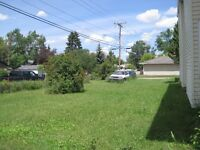Massive RC-2 lot with 2 storey home