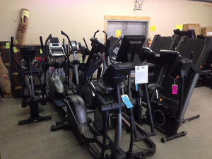Spin Bike – Great Selection of Exercise Equipment In Stock Cambridge Kitchener Area image 2