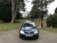 2006 Volkswagen Golf 1.6 FSI Sport 5 Door Hatchback Blue(FINANCE AVAILABLE)