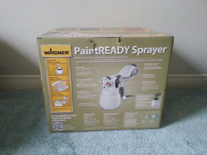 Wagner PaintReady Sprayer for Sale!