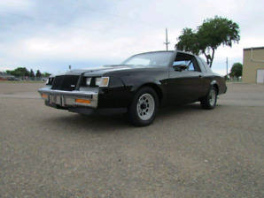 1987 Buick Turbo - T (Sale or Possible Trades)