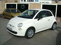 2013 Fiat 500 1.2 Pop 3d **46k / £30 Road Tax**