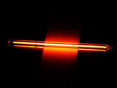 Neon capillary spectrum quartz discharge tube ?3x 55mm - NEW Spectrum Discharge Tube