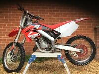 CR125 / CR 125 IMMACULATE CONDITION 2002 !!