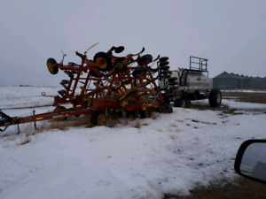 Bourgault drill for sale
