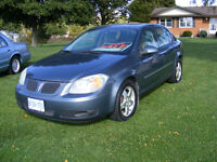2005 Pontiac Pursuit Sedan