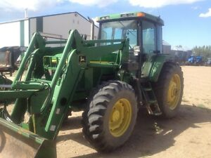 2001 John Deere 7210 *low hrs