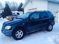1998 Mercedes-Benz Other ML320 SUV, Crossover