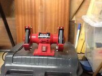 Power devil bench grinder