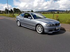 BMW 3 SERIES 330Cd M SPORT (grey) 2005