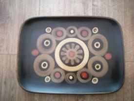 Denby Arabesque Vintage Serving Dish
