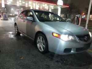 2004 ACURA TSX MIRROR SIGNALS FULLY CERTIFIED