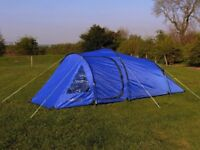 Eurohike Tay DLX 2 person tent and sleeping mats
