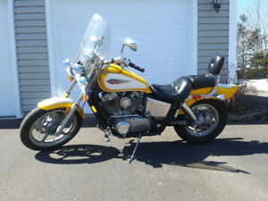 1996 Honda Shadow VT1100C