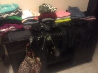 Lot of women's clothing - make an offer