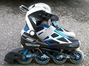 Firefly Airstream Inline Skates 76/80mm 85A Size 9