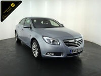 2012 62 VAUXHALL INSIGNIA ELITE CDTI DIESEL 1 OWNER SERVICE HISTORY FINANCE PX