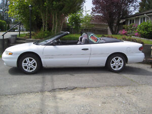 2000 Chrysler Sebring JX Coupe (2 door)