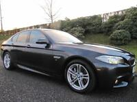 2014 MODEL BMW 535D M-SPORT ** 313 BHP ** AUTOMATIC **
