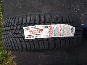 Blizzak LM001 Snow Tire - Size: 245/45R18