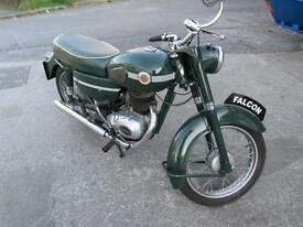 1964 FRANCIS BARNET FALCON 200cc CLEAN BIKE