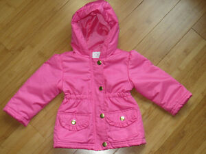 Girls Jackets - 12 Mths