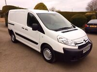 CITROEN DISPATCH 2014, 2 SIDE LOADING DOORS, SAT NAV **FINANCE THIS TODAY FROM £54 PER WEEK**