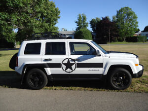 2013 Jeep Patriot North 4X4 MAGS A/C