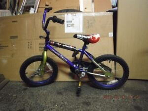 Kids bicycle for sale.