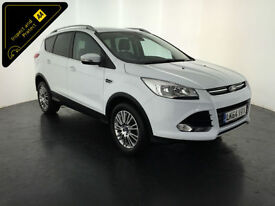 2014 64 FORD KUGA TITANIUM TURBO 1 OWNER SERVICE HISTORY FINANCE PX WELCOME