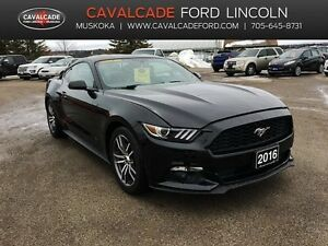 2016 Ford Mustang Coupe Ecoboost Premium