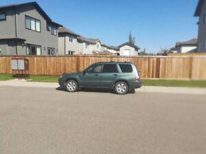 2008  Subaru forester  $ 6200