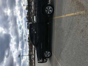 2004 Dodge Power Ram 1500 Black Pickup Truck
