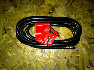 RG 6 Cable 6 feet long for use with TV, Satellite, Cable