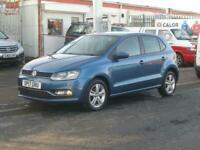 2017 Volkswagen Polo Bluemotion Match Hatchback Petrol Manual