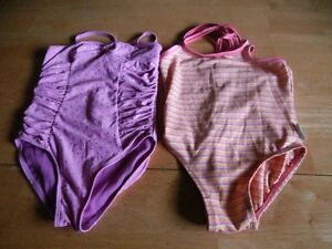 Girl's Bathing Suits Size 6/7