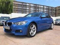 BMW 320 2.0TD ( 190bhp ) 4X4 BluePerformance ( s/s ) Auto 2016MY d xDrive M