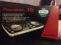 Boxed, As NEW Pioneer DDJ Ergo, NEVER used, GREAT Xmas Present, Harlow, £280ono