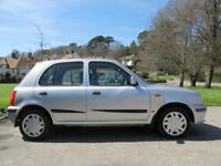 Nissan Micra 1.3 16v ( a/c ) 1999MY Inspiration Ltd Edn 5 door manual hatchback
