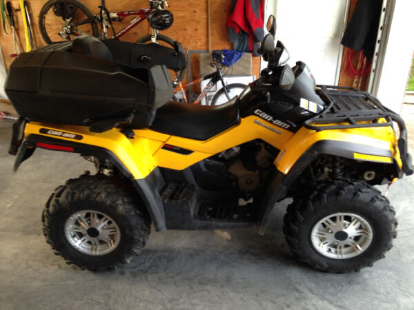 Used 2011 BRP CAN-AM Outlander 800 MAX XT
