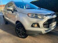 CRACKING 2015(65)FORD ECO-SPORT 1.5 TDCI TITANIUM 5DR WITH ONLY 43K 2 KEYS