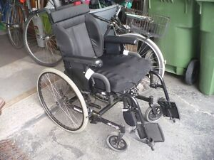 Fauteuil roulant - Tango Orthofab - wheelchair