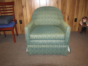 Family room chairs (two)