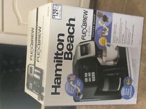 *Brand New* Hamilton Beach FlexBrew 2-in-1 Coffee Maker
