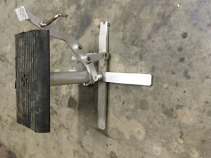 Aluminum motorcycle, dirtbike, motocross stand,lift.