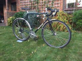 Flawless Vintage Reynolds 531 23in 12-Speed Road Bike