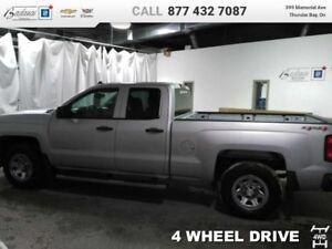 2014 Chevrolet Silverado 1500 2WT  - Bluetooth - $214.51 B/W