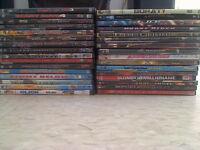 50 films DVD a echanger pour une grande cage a lapins/rats a MTL